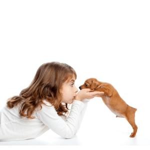 chiens-enfants